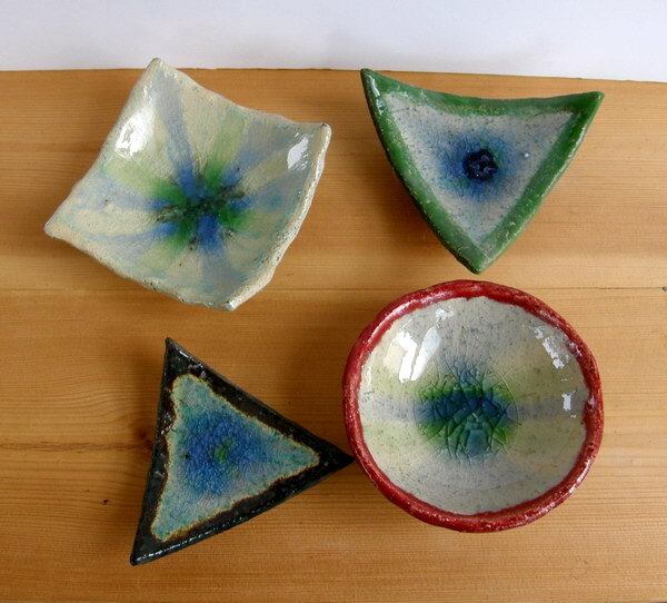 Ceramic bowl mini